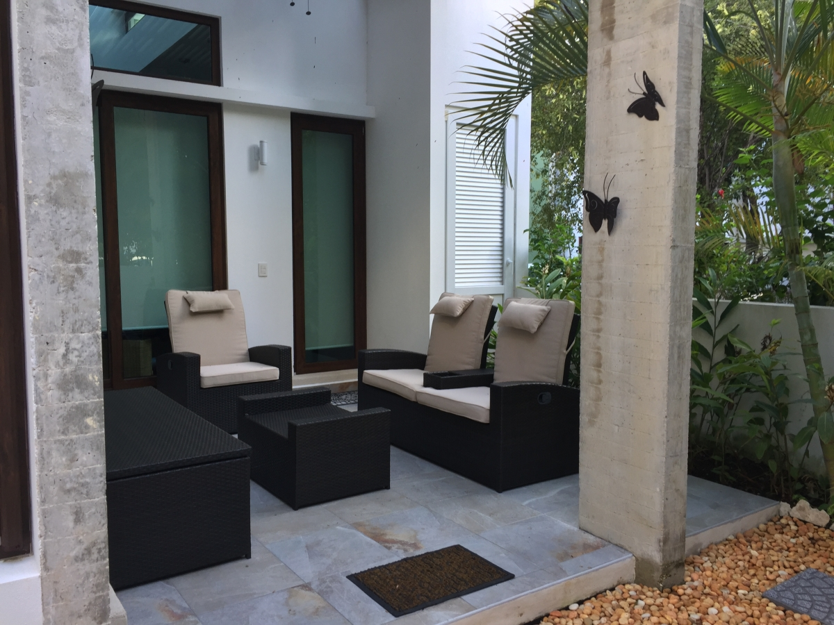 Riviera maya mexique change de maisons - Maison jardin senior living community reims ...